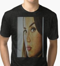 the Look Tri-blend T-Shirt