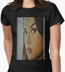 the Look Women's Fitted T-Shirt