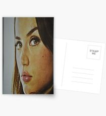 the Look Postcards