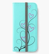 Hearts Rising iPhone Wallet/Case/Skin