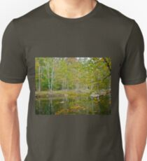 Unami Creek Dressed For Autumn Unisex T-Shirt
