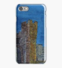 Castle at Midnight iPhone Case/Skin