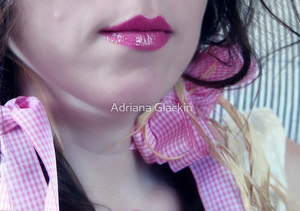 ~ pink ribbon ~ by Adriana Glackin