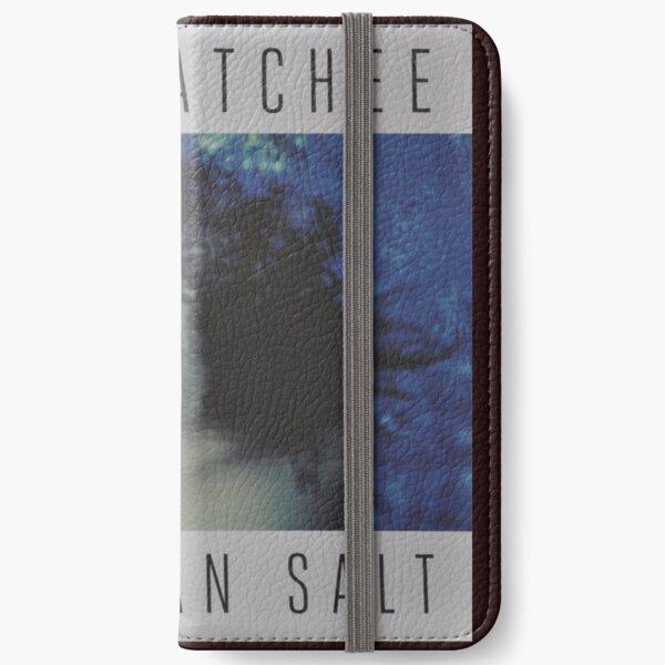 Waxahatchee - cerulan salt vinyl LP sleeve art fan art iPhone Wallet