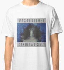 Waxahatchee - cerulan salt vinyl LP sleeve art fan art Classic T-Shirt