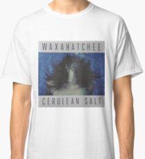 Waxahatchee - cerulan salt vinyl LP sleeve art fan art Classic T-Shirt
