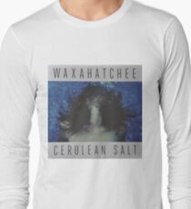 Waxahatchee - cerulan salt vinyl LP sleeve art fan art Long Sleeve T-Shirt