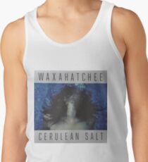 Waxahatchee - cerulan salt vinyl LP sleeve art fan art Tank Top