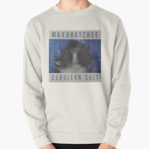 Waxahatchee - cerulan salt vinyl LP sleeve art fan art Pullover Sweatshirt