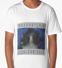 Waxahatchee - cerulan salt vinyl LP sleeve art fan art Long T-Shirt