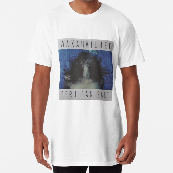 Waxahatchee - cerulan salt vinyl LP sleeve art fan art Long T-Shirt