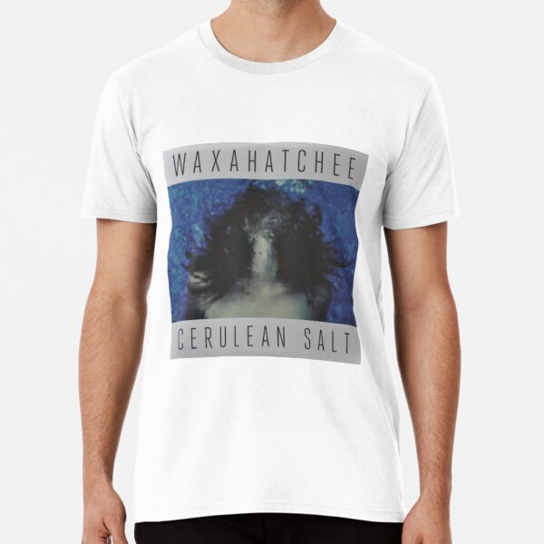 Waxahatchee - cerulan salt vinyl LP sleeve art fan art Premium T-Shirt
