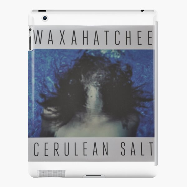 Waxahatchee - cerulan salt vinyl LP sleeve art fan art iPad Snap Case