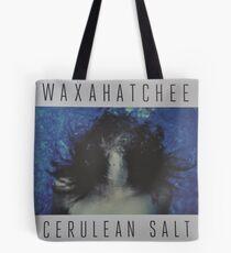 Waxahatchee - cerulan salt vinyl LP sleeve art fan art Tote Bag