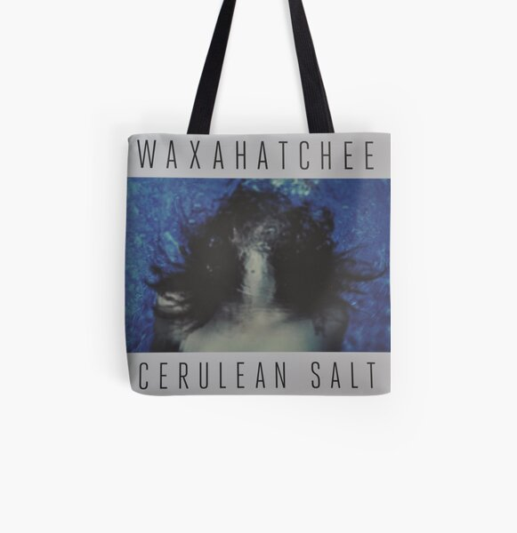 Waxahatchee - cerulan salt vinyl LP sleeve art fan art All Over Print Tote Bag