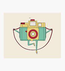 1, 2, 3 Click! Photographic Print