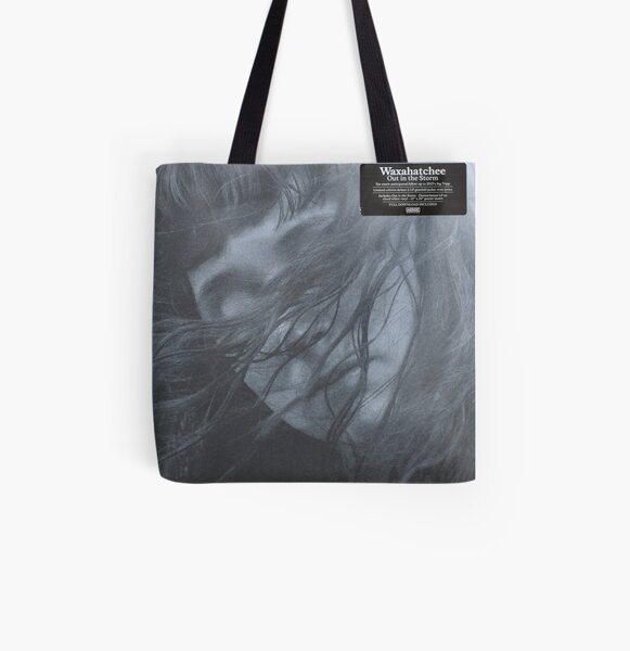 Waxahatchee - out in the storm vinyl LP sleeve art fan art All Over Print Tote Bag