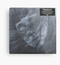 Waxahatchee - out in the storm vinyl LP sleeve art fan art Metal Print