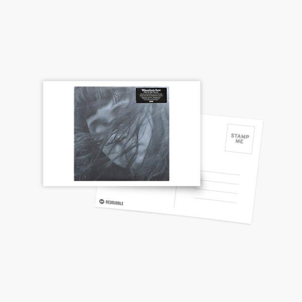 Waxahatchee - out in the storm vinyl LP sleeve art fan art Postcard