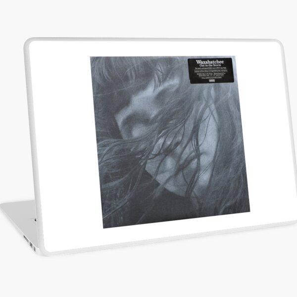 Waxahatchee - out in the storm vinyl LP sleeve art fan art Laptop Skin