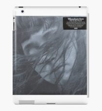 Waxahatchee - out in the storm vinyl LP sleeve art fan art iPad Case/Skin