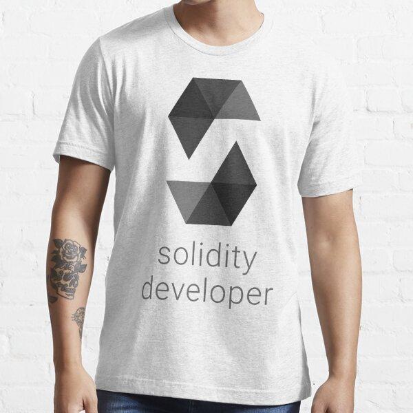 Solidity Developer Essential T-Shirt