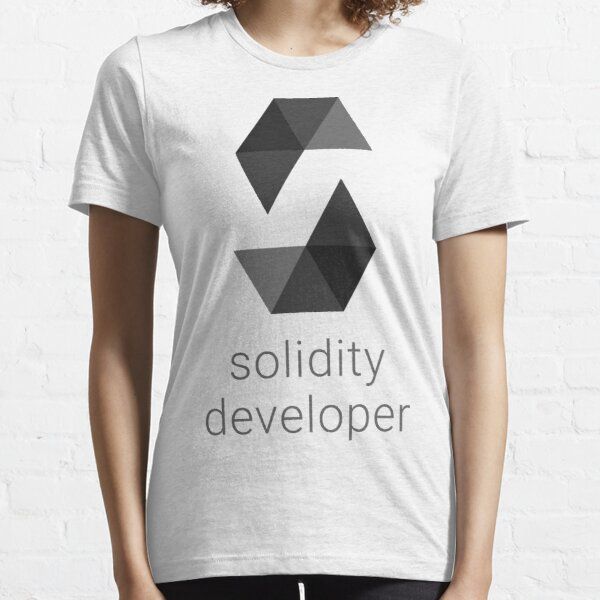 Solidity Developer Essential T-Shirt