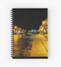 Historic Downtown Spiral Notebook