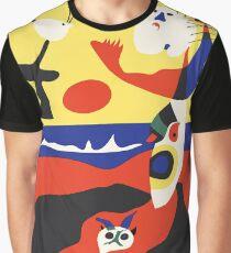 Joan Miro: Summer ( 'L'été') 1938 Graphic T-Shirt