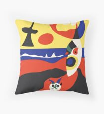 Cojín Joan Miro: Summer ('L'été') 1938