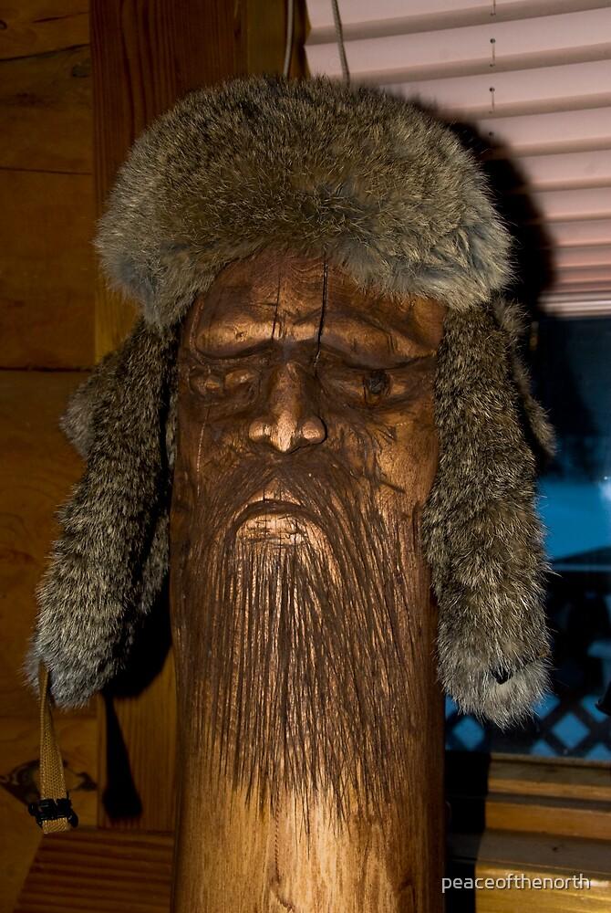 Woodman by peaceofthenorth