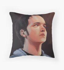 Gareth David-Lloyd Throw Pillow