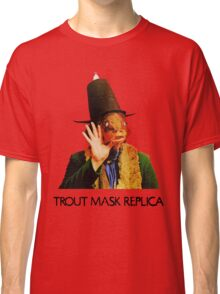 Captain Beefheart & His Magic Band - Trout Mask Replica Classic T-Shirt