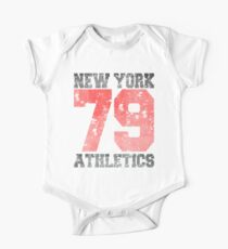 New York athletics 79 One Piece - Short Sleeve
