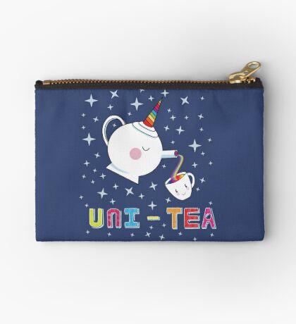 Uni-Tea - Cute Unity Rainbow Tea Pot & Cup Studio Pouch