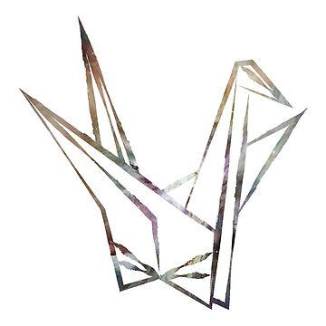 Peace Crane by danielcampagna