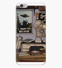Mulder's Office iPhone Case