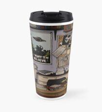 Mulder's Office Travel Mug