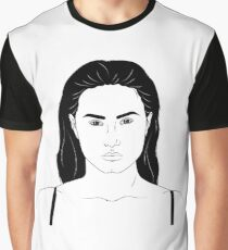 Tell Me You Love Me World Tour Graphic T-Shirt