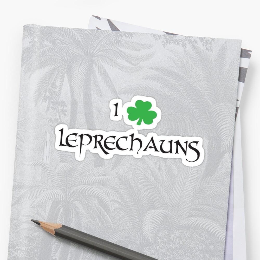 I Love Leprechauns by Marc Payne Photography