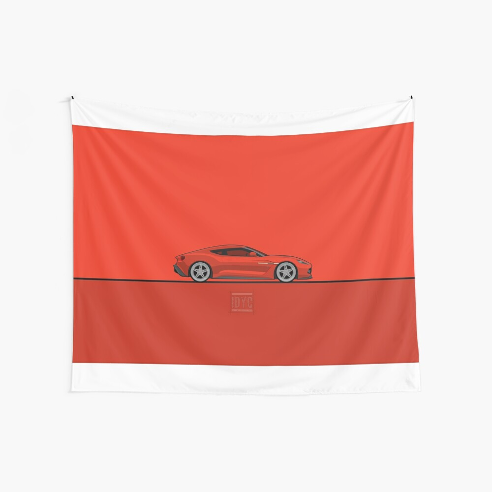 Visit idrewyourcar.com to find hundreds of car profiles! Wall Tapestry