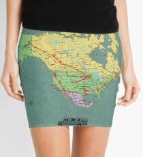 Into the wild Mini Skirt