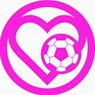 I Love Soccer by Brian Francis