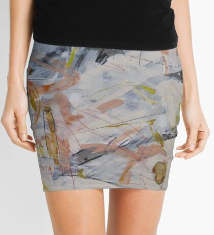 The Point of Confluence 1 Mini Skirt
