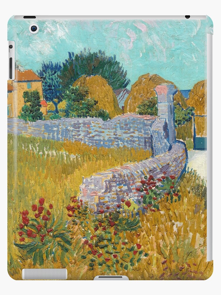 Girl In White In The Woods By Vincent Van Gogh Laptop Shoulder Bag