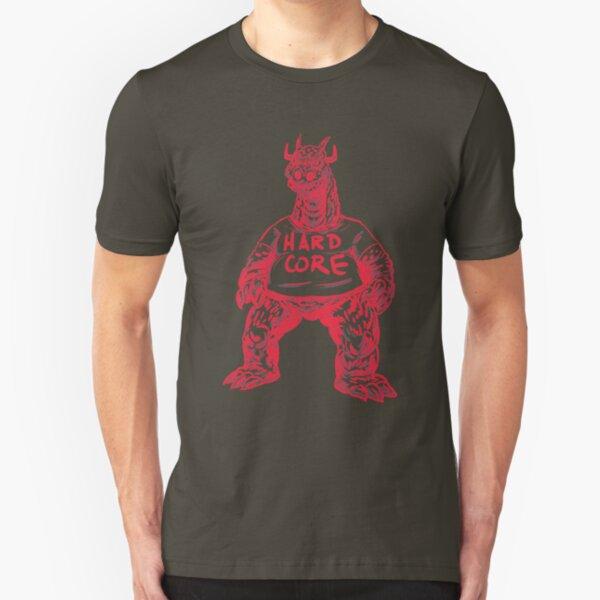 MAIMZILLA - RED Slim Fit T-Shirt