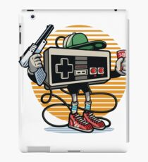 Old Skool Gamer iPad Case/Skin