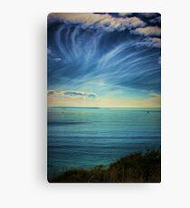 Pacific Skies Canvas Print