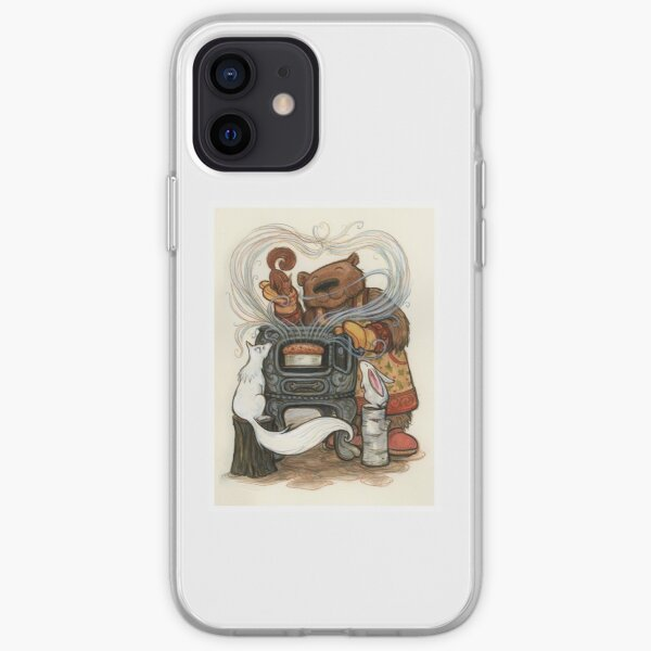 Barney Brown and Friends iPhone Soft Case