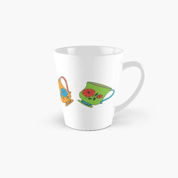 Tea is always a good idea Tall Mug